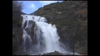 Cascada del rio Xestosa