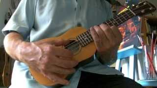 Tony sale gosse   Le tourbillon - Ukulele