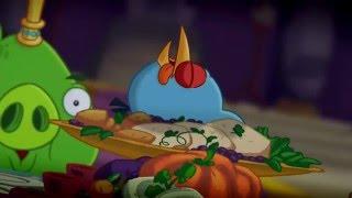 Злые птички - Энгри Бердс - Парик для свина (S1E30) || Angry Birds Toons