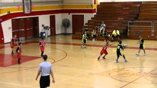 Victorville NJB Buckeyes vs Whittier Basketball