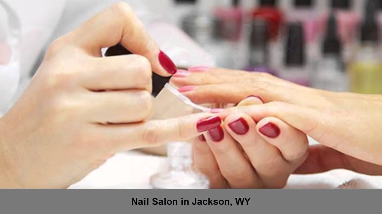 Diva Nail & Spa Nail Salon Jackson WY - YouTube