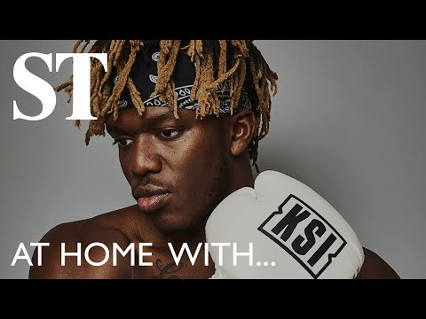 Inside KSI's house | At Home With...