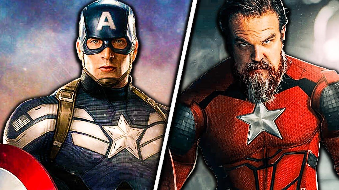 Captain Americas Kampf Gegen Red Guardian!