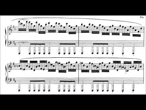 12 Etudes In All The Minor Keys, Op. 39 (Alkan) - Sheet Music