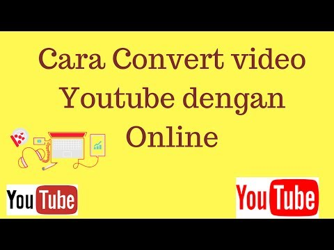 HOW TO CONVERT YOUTUBE VIDEO ONLINE