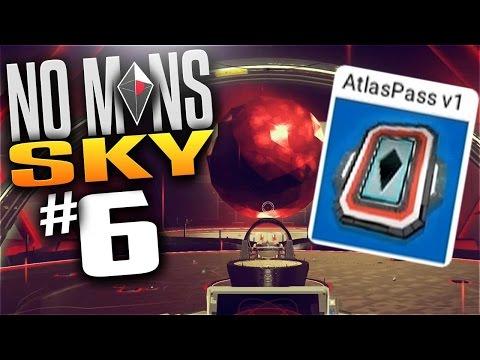 No Man's Sky Gameplay - Ep 6 - ATLAS PASS V1 & UPGRADES ( No Man's Sky How to get the Atlas Pass)
