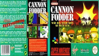 Cannon Fodder - SNES: Cannon Fodder (en) longplay [126] - User video