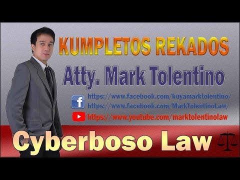 Cyberboso law