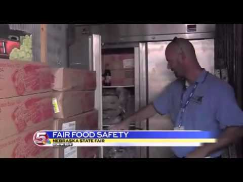 News 5 at 6 - State Fair food vendors get green light to serve fairgoers / August 22, 2014