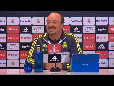 "Rafa Benitez: ""There's Only One Club In England For Cristiano"" - And It's Not United*"