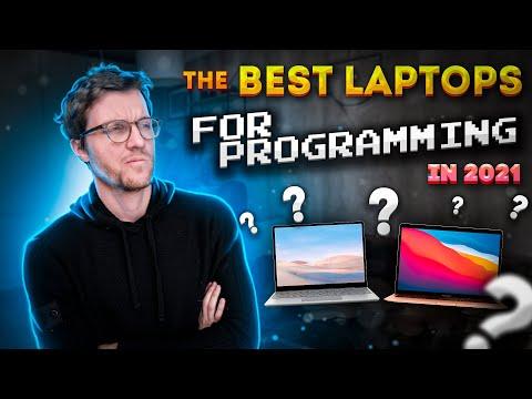 Best Laptops for Programming in 2021