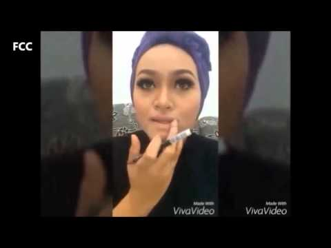 FCC The Backstage 2015 - Celebrity Inspired by Uqasha Senrose (Makeup Look)