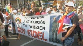 Cancelan desfile contra homofobia en Cuba