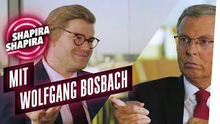 Enthüllungsjournalist Klaus Dierkmann trifft Wolfgang Bosbach