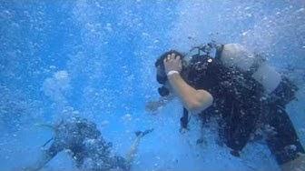 Kalevan uimahalli, hyppyaltaan kuplalaite