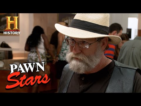Pawn Stars: David Mann Signed Paintings (Season 12, Episode 14) | History