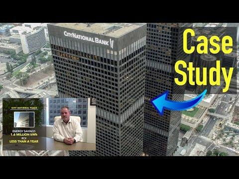City National Plaza   Window Film Case Study   Campbell Window Film