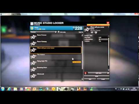 APB Reloaded my themes