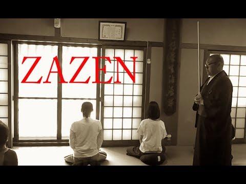 TRY ZAZEN IN JAPAN