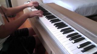 As Long As You Love Me (Justin Bieber ft. Big Sean) Piano Cover