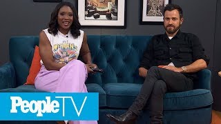 Justin Theroux Discusses Justice Ruth Bader Ginsburg's Legacy In 'On The Basis Of Sex'   PeopleTV