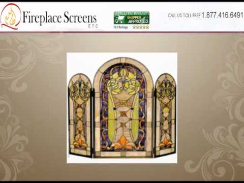 Decorative Fireplace Screens For Your Home
