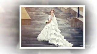 Пышные свадебные платья из Китая