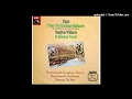 Vaughan Williams : In Windsor Forest, cantata adapted from the opera Sir John in Love (1931)