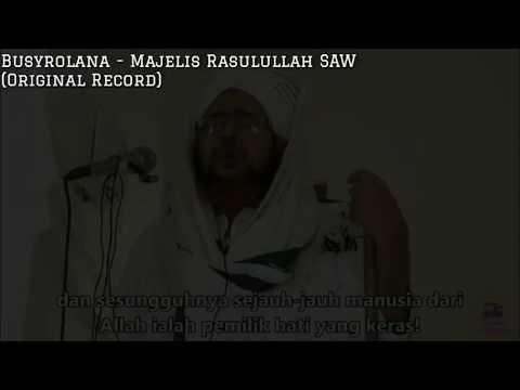 BUSYROLANA - MAJELIS RASULULLAH
