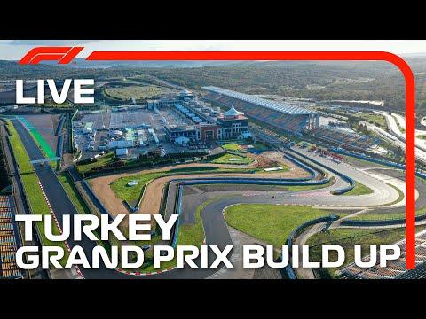 F1 LIVE: Turkish Grand Prix Build-Up
