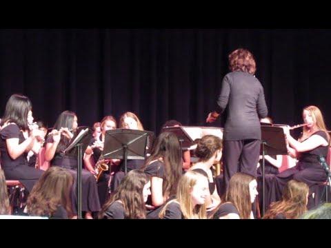 Ukrainian Bell Carol-East Granby High School Band