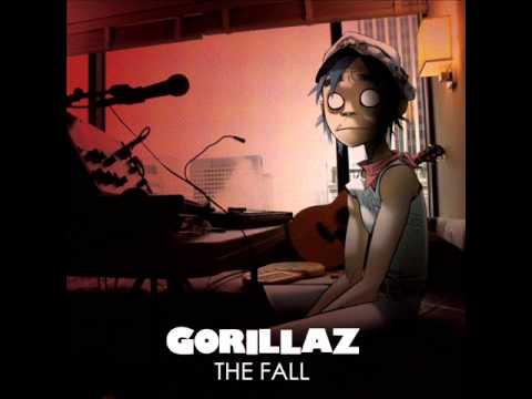 Gorillaz - The Fall - The Speak It Mountains