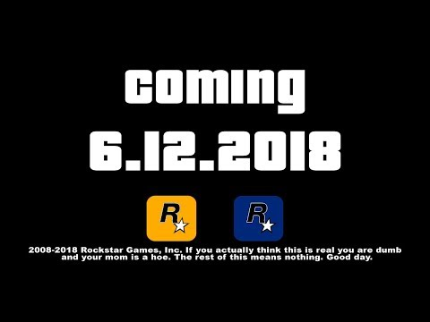 Grand Theft Auto IV 10th Anniversary Trailer is Fake
