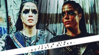 Octavia Blake   The one to blame [+4x10]