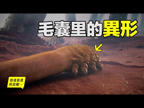 螨蟲:毛囊裡的異形,看完這期你的皮膚會變好…… 自說自話的總裁