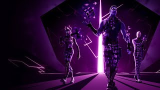 Fortnite live NEW Dark Reflection pack gamplay!!!!