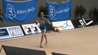 Marine Leloup Hoop 15th International Cup Mol 2013 BEL 98