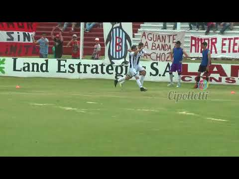 Federal A 2017-2018: Rivadavia de Lincoln 0 - 1 Cipolletti (gol)
