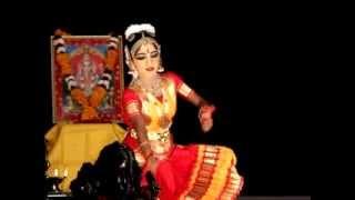 Baratanatyam by Varsha Chand