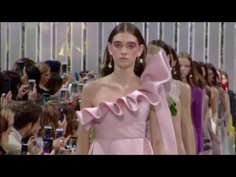 VALENTINO WOMEN'S SPRING/SUMMER 2018 FASHION SHOW