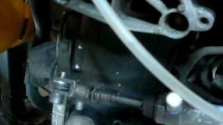 monster garage:super 5 bi moteur