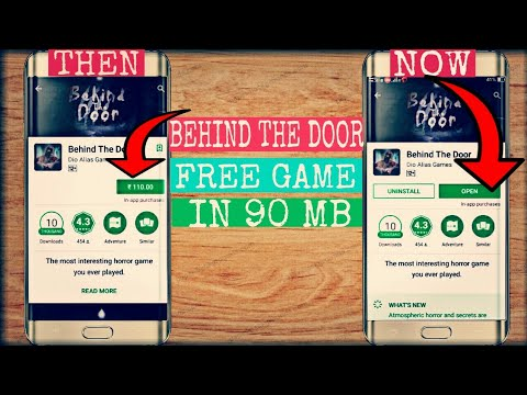 Behind the door free game for all android device