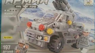 лего.обзор военной техники.Лего мультик.Танки.Военная артиллерия.Конструктор designer .L