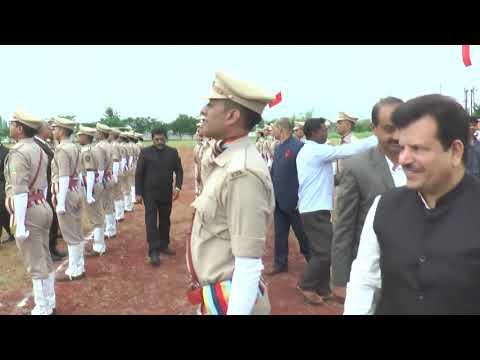 Passing out Parade, RFO batch 2018-19, Kundal Forest Academy Maharashtra