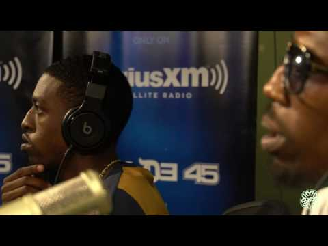 Blkhrtd Live on Shade 45 with Dj Kay Slay