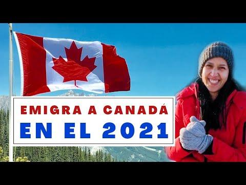 💪¿Como EMIGRAR A CANADÁ En El 2021?🇨🇦