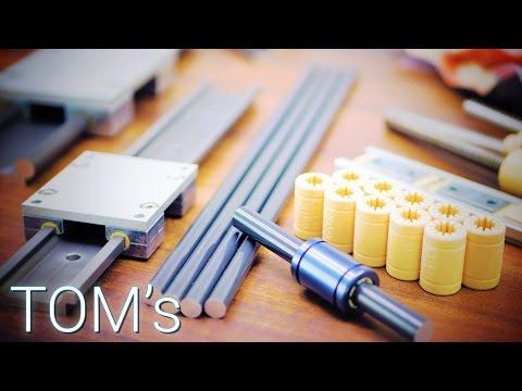 Should you be using IGUS polymer bushings?