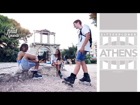 CityExplorer Athens | Episode 7