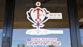 Business Insurance Claims Fort Lauderdale | Triumph Consulting Corp.
