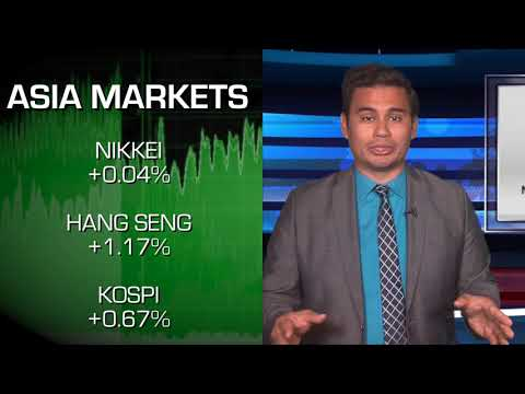 10/20: Stocks positive on politics, Asia mostly rises, Dow Jones in focus